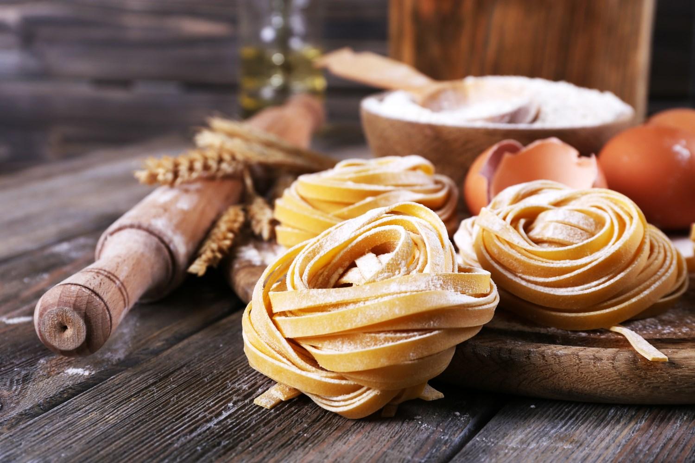 Het variatie gemak van pasta!