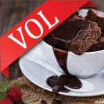 Friandises met chocolade verleidingen