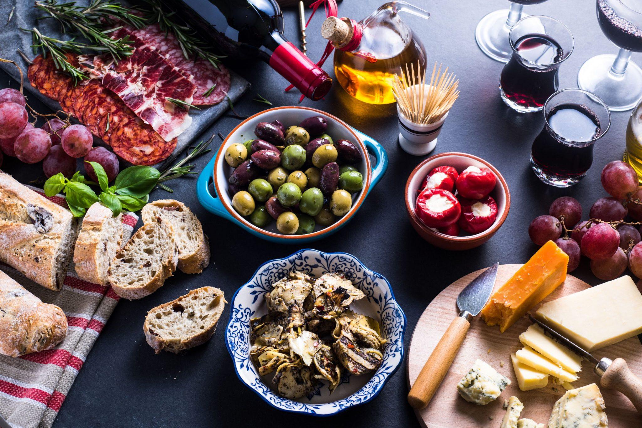 De authentieke smaken van Spanje