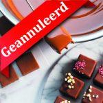 De smaak van toen met chocolade